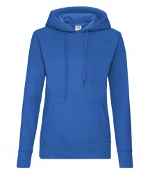 Image 19 of Fruit of the Loom Classic Lady Fit Hooded Sweatshirt