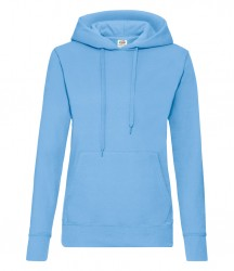 Image 20 of Fruit of the Loom Classic Lady Fit Hooded Sweatshirt