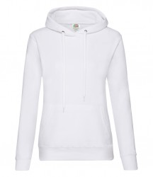Image 22 of Fruit of the Loom Classic Lady Fit Hooded Sweatshirt