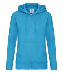 Fruit of the Loom Premium Lady Fit Zip Hooded Jacket image