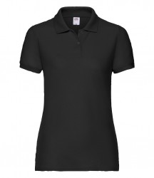 Fruit of the Loom Lady Fit Piqué Polo Shirt image