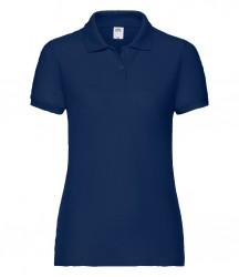 Image 2 of Fruit of the Loom Lady Fit Piqué Polo Shirt