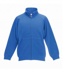 Image 2 of Fruit of the Loom Kids Classic Sweat Jacket