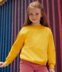 Fruit of the Loom Kids Classic Drop Shoulder Sweatshirt image