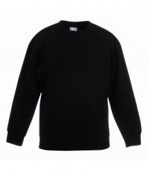 Image 15 of Fruit of the Loom Kids Classic Drop Shoulder Sweatshirt