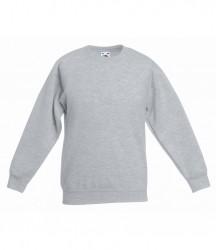 Image 4 of Fruit of the Loom Kids Classic Drop Shoulder Sweatshirt