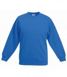 Image 11 of Fruit of the Loom Kids Classic Drop Shoulder Sweatshirt