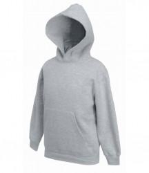 Image 3 of Fruit of the Loom Kids Premium Hooded Sweatshirt
