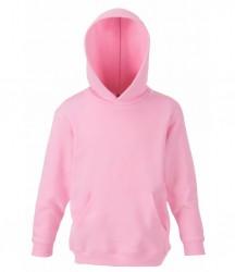 Image 4 of Fruit of the Loom Kids Premium Hooded Sweatshirt