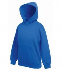 Image 6 of Fruit of the Loom Kids Premium Hooded Sweatshirt