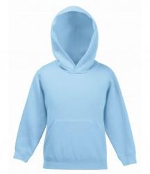 Image 7 of Fruit of the Loom Kids Premium Hooded Sweatshirt