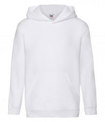 Image 8 of Fruit of the Loom Kids Premium Hooded Sweatshirt