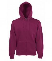 Image 2 of Fruit of the Loom Premium Zip Hooded Sweatshirt