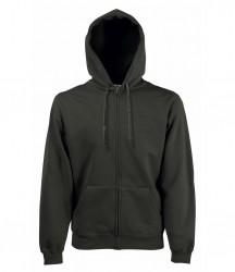 Image 3 of Fruit of the Loom Premium Zip Hooded Sweatshirt