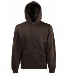 Image 9 of Fruit of the Loom Premium Zip Hooded Sweatshirt