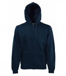Image 4 of Fruit of the Loom Premium Zip Hooded Sweatshirt