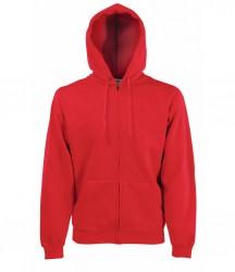 Image 5 of Fruit of the Loom Premium Zip Hooded Sweatshirt