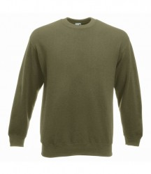 Image 9 of Fruit of the Loom Premium Drop Shoulder Sweatshirt