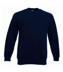 Image 10 of Fruit of the Loom Premium Drop Shoulder Sweatshirt