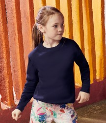 Fruit of the Loom Kids Premium Drop Shoulder Sweatshirt image