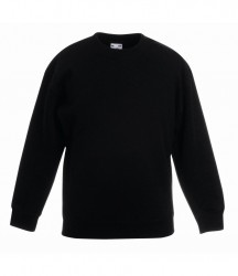 Image 2 of Fruit of the Loom Kids Premium Drop Shoulder Sweatshirt