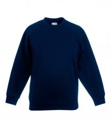 Image 5 of Fruit of the Loom Kids Premium Drop Shoulder Sweatshirt