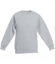 Image 6 of Fruit of the Loom Kids Premium Drop Shoulder Sweatshirt