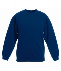 Image 7 of Fruit of the Loom Kids Premium Drop Shoulder Sweatshirt