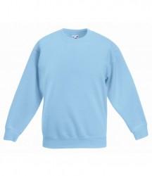 Image 10 of Fruit of the Loom Kids Premium Drop Shoulder Sweatshirt