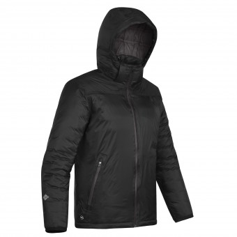 Image 1 of Black ice thermal jacket