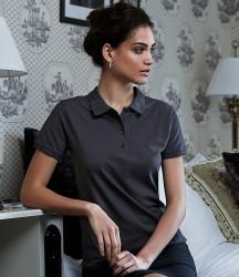 Tee Jays Ladies Heavy Cotton Piqué Polo Shirt image