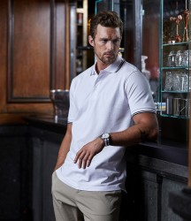 Tee Jays Luxury Stretch Tipped Polo Shirt image