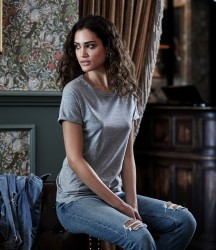 Tee Jays Ladies Roll-Up T-Shirt image