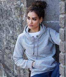 Tee Jays Ladies Raglan Hooded Sweatshirt image
