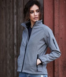 Tee Jays Ladies Lightweight Performance Soft Shell Jacket image