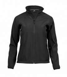 Image 2 of Tee Jays Ladies Lightweight Performance Soft Shell Jacket