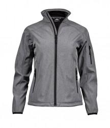 Image 3 of Tee Jays Ladies Lightweight Performance Soft Shell Jacket