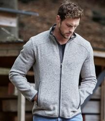 Tee Jays Knitted Outdoor Fleece Jacket image