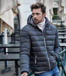Tee Jays Zepelin Hooded Padded Jacket image