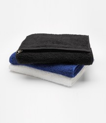 Towel City Luxury Pocket Gym Towel image