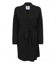 Towel City Ladies Cotton Wrap Robe image