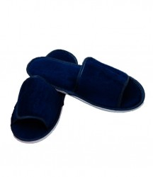 Towel City Open Toe Slippers image