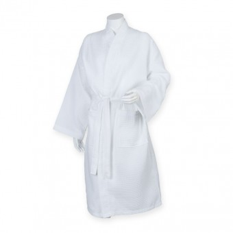 Towel City Waffle Robe image