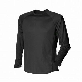 Tombo Teamsport Long Sleeve Running T-Shirt image