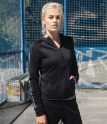 Tombo Ladies Lightweight Running Hoodie image