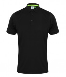 Tombo Short Collar Polo Shirt image