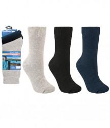 Trespass Sliced Winter Socks image