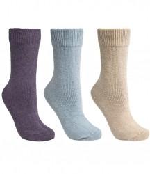 Trespass Ladies Alert Winter Socks image