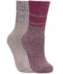 Trespass Ladies Hadley Boot Socks image