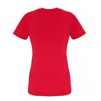 Women's TriDri® embossed panel t-shirt image